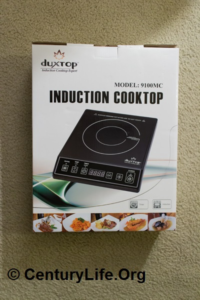 Secura Duxtop 9100MC Portable Induction Cooker (aka Countertop Burner)