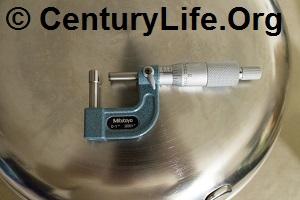 Mitutoyo Tube Micrometer...