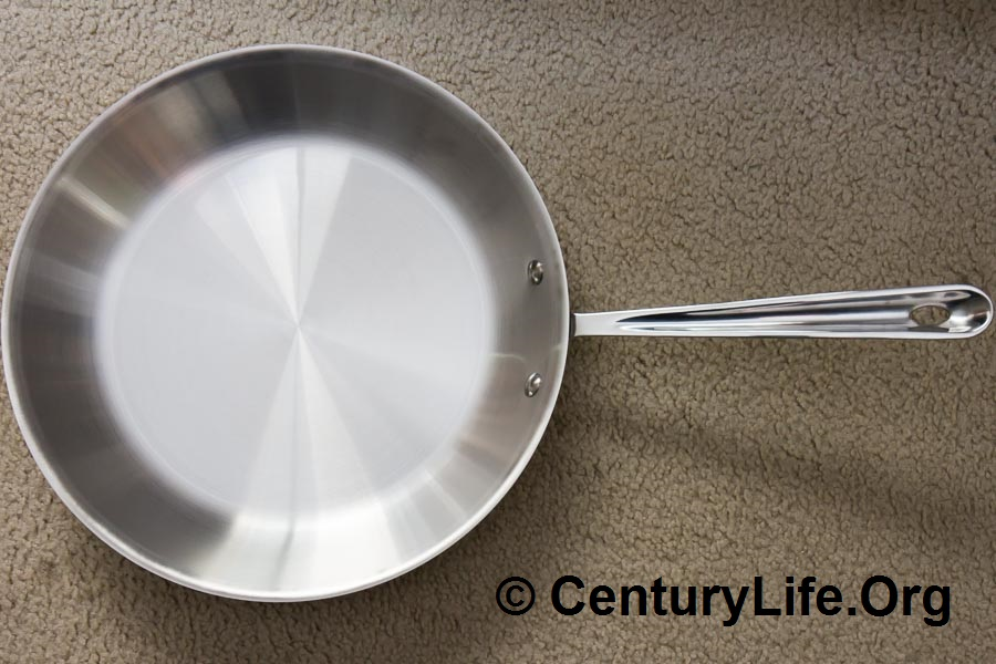 All-Clad MC2 12 inch skillet