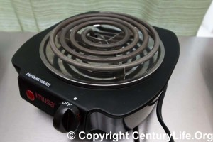 Coil vs. Induction Efficiency Test