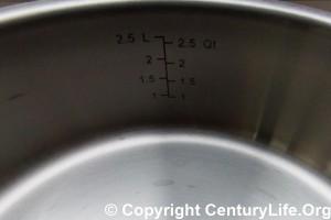 KitchenAid Tri-Ply Stainless 3.5-Quart Saute Pan