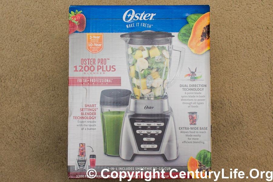 Oster Pro 1200 Plus Box