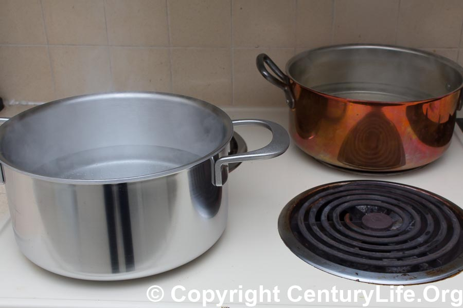 Boiling Tests