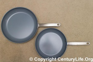 GreenPan 30cm Thermolon Ceramic Hard Anodized Aluminum Frying Pan (Skillet)