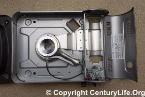 Iwatani ZA-3HP 12000 Btu Portable Butane Burner