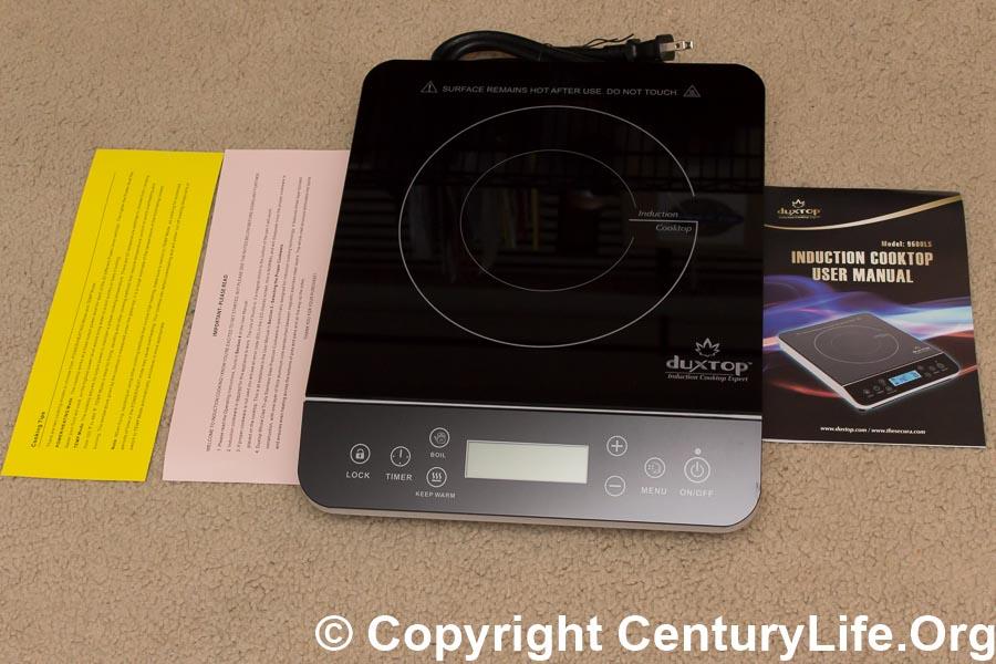 follow cooktop duxtop countertops review induction countertop up youtube watch portable watt burner