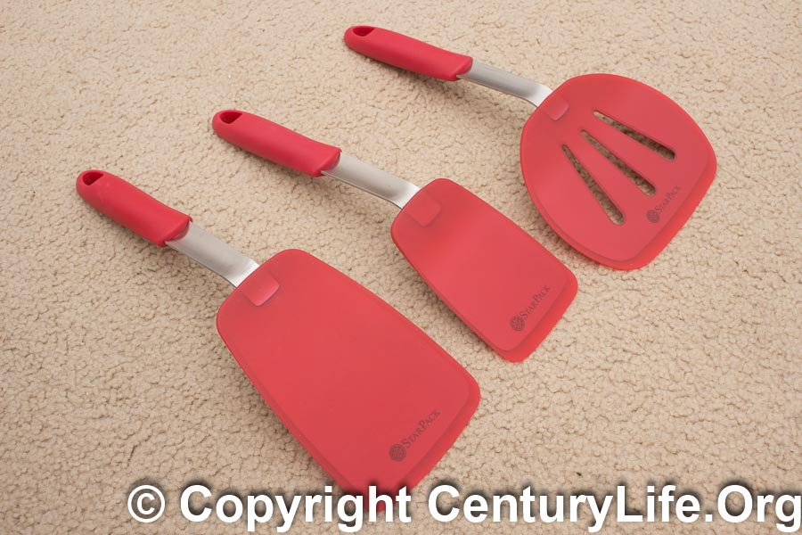 StarPack Ultra Flexible Spatula Set